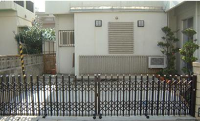 門扉のリフォームafter