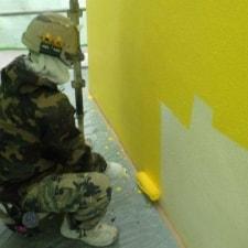 施主様の好みの塗装色に 施工後
