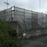 海風から建物を守る!早めの改修塗装工事