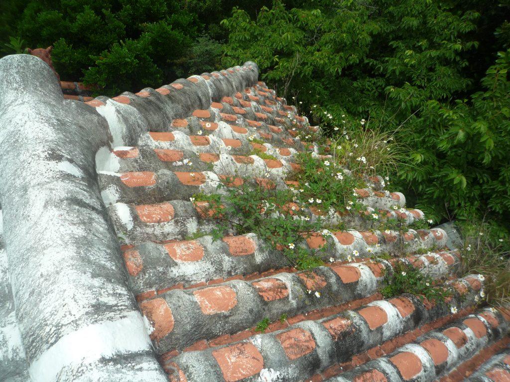 リフォームで赤瓦屋根にも最適!瓦防水