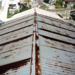 雨漏れ防止に暑さ軽減!トタン張替え工事
