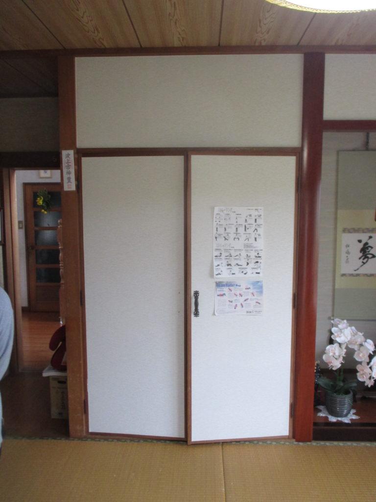 オーダーメイド仏壇作成工事