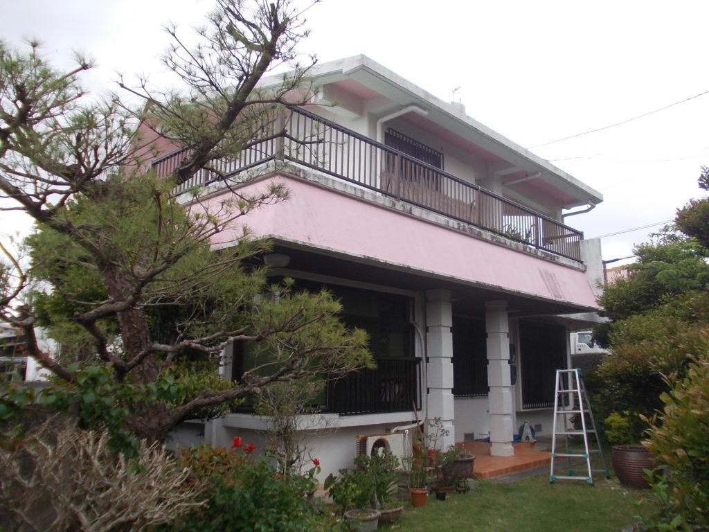 N邸 塗装 改修 白蟻