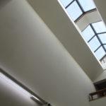 遮光天窓雨漏り防水工事