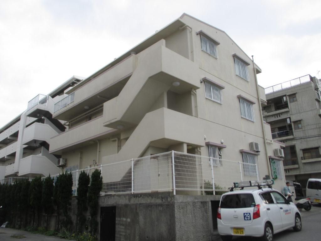 S邸 アパート塗装工事 水道工事
