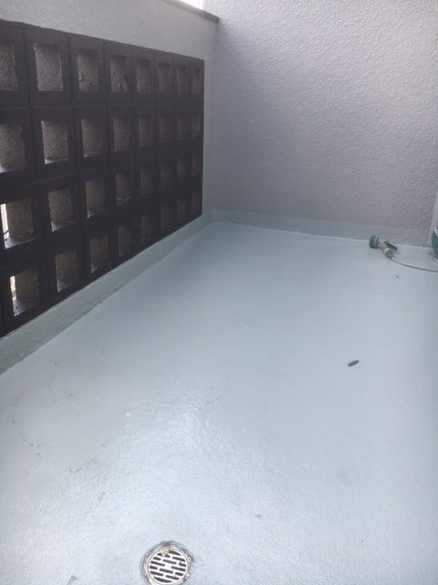 M邸 外壁塗装工事 ベランダ防水工事