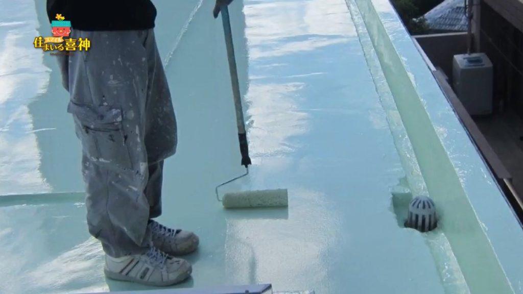 リフォームで問題が出る前に防水工事