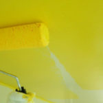リフォームでひび割れ治し好みの塗装色に