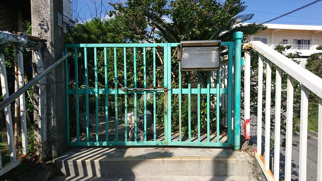 リフォームでフェンスと門扉を安全に