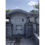 ユンヂチにお墓を綺麗にリフォーム