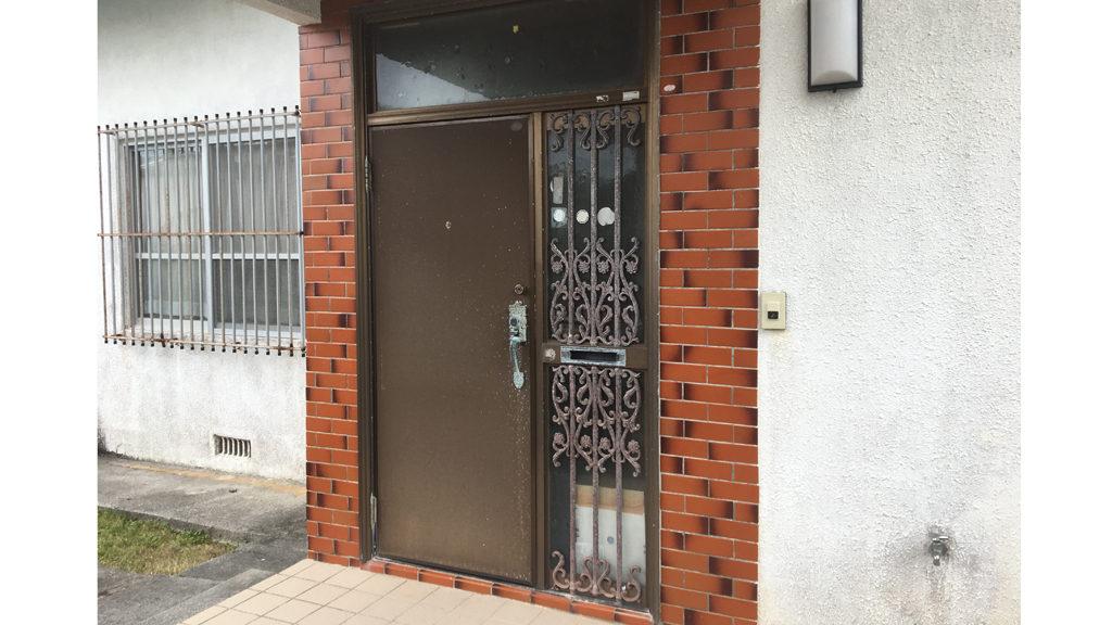 リフォームで玄関を簡単取替