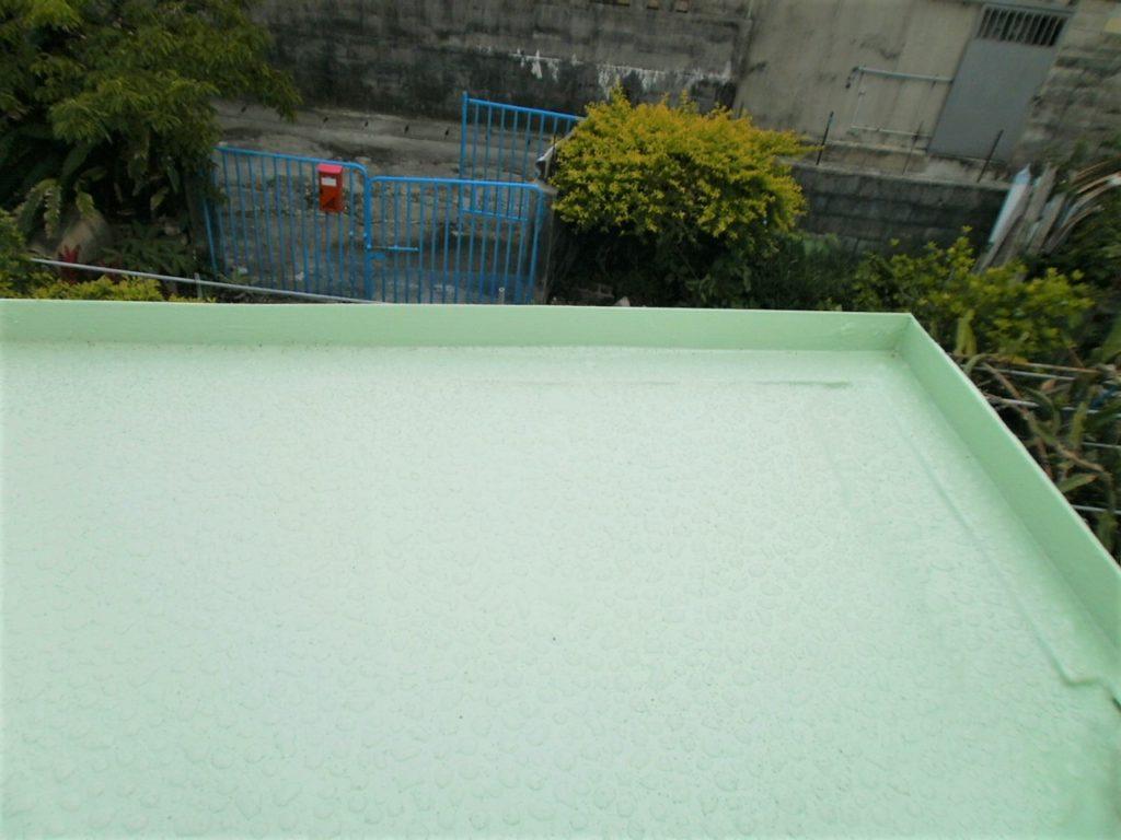 リフォームで雨漏り対策の防水を