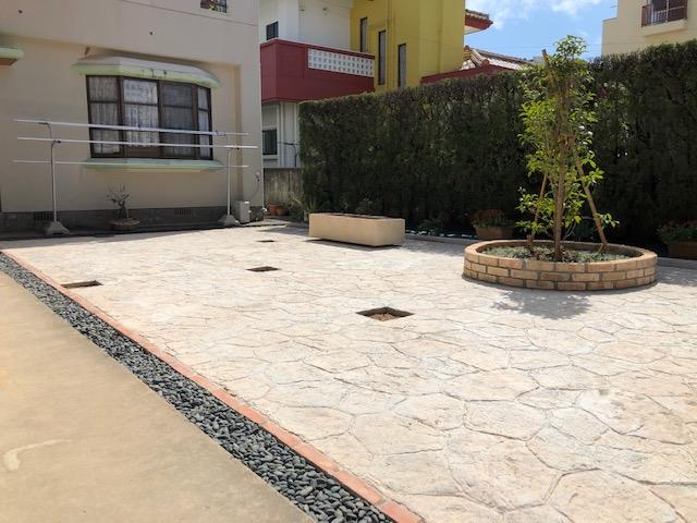 土間コンクリートのリフォームが増えています!