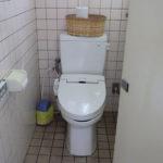 リフォームで今までと違うトイレ空間に