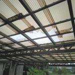 リフォームでタイルも屋根も綺麗に張り替え