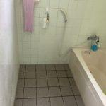 お風呂場と室内床の漏水リフォーム
